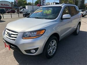2011 Hyundai Santa Fe GL SPORT BLUETOOTH SUNROOF..PERFECT