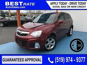 SATURN VUE - APPROVED IN 30 MINUTES! - ANY CREDIT LOANS