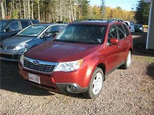2010 Subaru Forester X Limited SUPER SALE!!! 87000KM!!