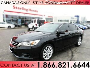 2013 Honda Accord TOURING | TINT | REMOTE STARTER | 1 OWNER