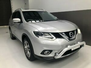 2015 Nissan X-Trail T32 Ti X-tronic 4WD Silver 7 Speed Constant Variable Wagon Berrimah Darwin City Preview
