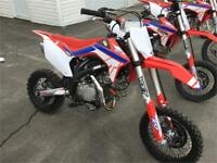 New RXF )pen 140cc Race Pit bike Casselman Performance Ottawa Ottawa / Gatineau Area Preview