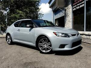 2011 Scion tC W/TOIT PANORAMIQUE **MANUAL 6 SPEED**