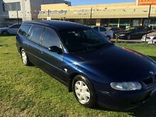 2002 Holden Commodore VX II 180000KM Blue 5 Speed Automatic Wagon Wangara Wanneroo Area Preview
