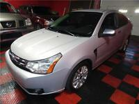 2008 FORD FOCUS COUPE 158 KMS TINTED AUX HEATED SEATS FOR $6,900