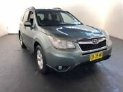2013 Subaru Forester MY13 2.5I-L Green Continuous Variable Wagon Clemton Park Canterbury Area Preview