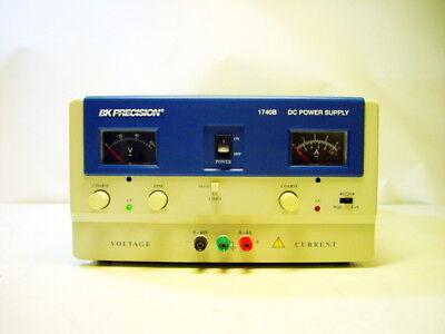 Bk Precision 1740b Analog Dc Power Supply