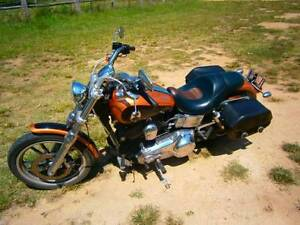 2008 Low Rider (FXDL) Hervey Range Charters Towers Area Preview