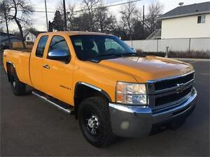 2007 Chevy Silverado 2500HD 4x4 = 187K = EXT CAB LONG BOX Edmonton Edmonton Area image 9