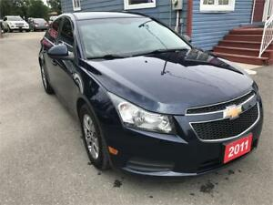 2011 Chevrolet Cruze LT Turbo w/1SA | CarLoans Available  For An