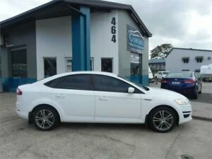 2010 Ford Mondeo MB Titanium TDCi White 6 Speed Direct Shift Hatchback Earlville Cairns City Preview