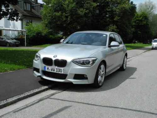 bmw 120d xdrive m sport navi prof in m nchen trudering. Black Bedroom Furniture Sets. Home Design Ideas