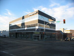 170 Seymour Street - office / retail space available