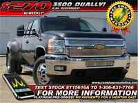 2011 Chevrolet Silverado 3500HD LT Dually | Duramax | Bluetooth