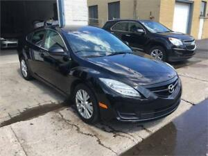2010 MAZDA MAZDA6*TRÈS PROPRE+4 CYLINDRES+MAGS+3700$***