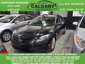 2013 Mazda Mazda6 GS   *$99 DOWN EVERYONE APPROVED*