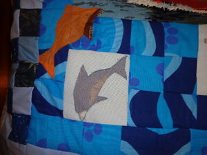 Quilt / Bedspread, Home Made, Titled People of the World 3 Oakville / Halton Region Toronto (GTA) image 5
