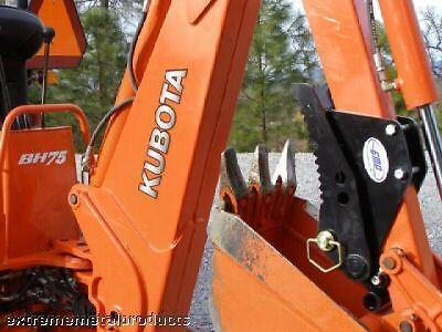 Kubota Bh75 Backhoe Thumb Compact Tractor Backhoe Thu