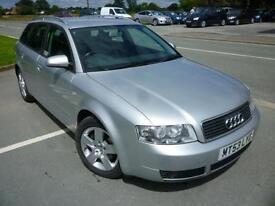 Audi A4 Avant 2.0 FSI 2004MY SE automatic estate only 48583 miles shrewsbury
