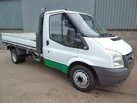 Ford Transit 350 2.4 TDCi drop side pick up 2008 08 reg