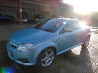 Vauxhall/Opel Tigra 1.4i 16v ( a/c ) 2007MY Exclusiv