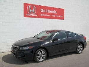 2011 Honda Accord Cpe EX-L, LEATHER