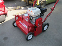 AUCTION- NEW LAWN AND GARDEN POWER EQUIP , TIMBERLAND SUPPLY