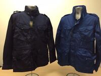 Men's Ralph Lauren jacket blue and black 1 of each £50 pound each