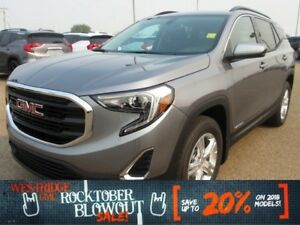 2019 GMC Terrain SLE. Text 780-872-4598 for more information!