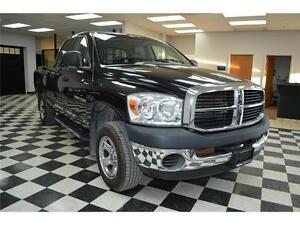2007 RAM 1500 ST QUAD SPEC EDITION 4X4 - KEYLESS ENTRY*CRUISE Kingston Kingston Area image 3