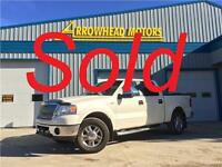 2007 Ford F-150 Lariat / Heated Leather