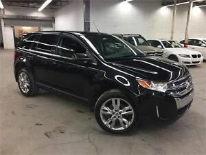 FORD EDGE LIMITED 2011 AWD / CUIR / CAMERA / TOIT PANO.!!