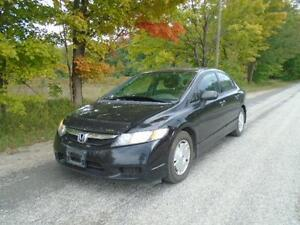 2010 Honda Civic - Certified and E-tested