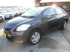 2008 Toyota Yaris NCP93R YRS Low Kms !! 4 Speed Automatic Sedan Granville Parramatta Area Preview