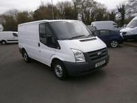Ford Transit T280 SWB Low Roof Van tdci 85ps DIESEL MANUAL WHITE (2011)