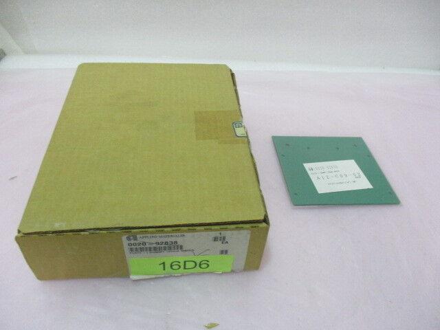 AMAT 0020-92838, A12-C09-02, AZHZB, Plate - 1 Dummy 125mm Wafer. 418227