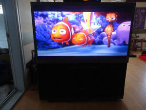 "50"" Projection TV in Excellent Shape"