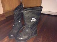 Sorel Bear Original Winter Boots UK7 25.5cm