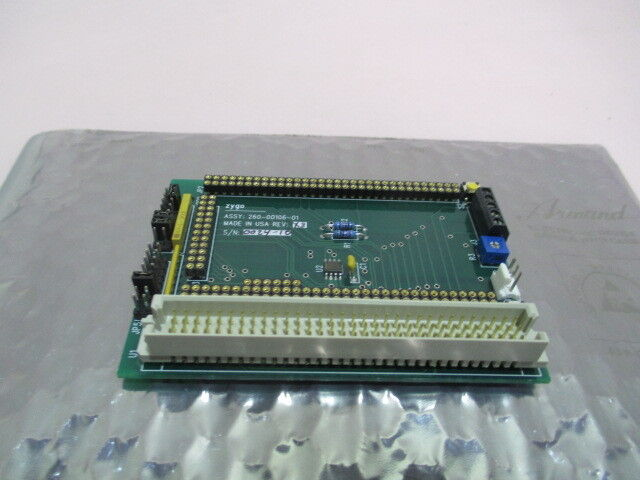 Zygo 260-00106-01 Rev.X3, PCB, PWB, 360-00106-01. 416799