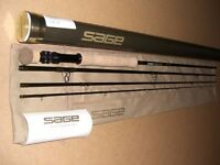 10ft Fly Fishing Rod Sage One. 7100-4 - 4 FOUR piece