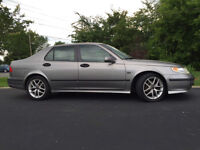 2005 Saab 9-5, 2.3 Turbo Sedan, 220hp - In Very Good Condition