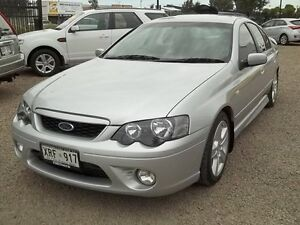 2007 Ford Falcon BF Mk II XR6 Silver 6 Speed Sports Automatic Sedan Murray Bridge Murray Bridge Area Preview