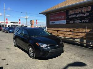 2016 Toyota Corolla LE**HEATED SEAT**BACK-UP CAMERA**