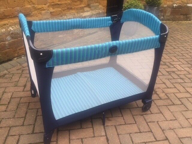 Travel cot by Graco