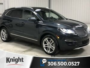 2015 Lincoln MKC Reserve, Auto, Leather, Sunroof, Navi, Htd Seat