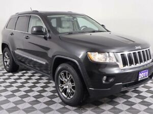 2011 Jeep Grand Cherokee w/NAVIGATION, MOONROOF, HEATED LEATHER,