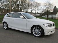 2010 (60) BMW 118 2.0TD d M Sport