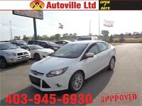 2013 Ford Focus SE AUTO!! LOW KM!! $9988!! Everyone Approved!!