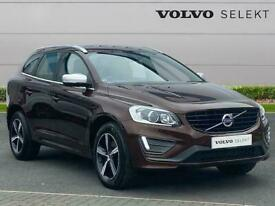 image for 2017 Volvo XC60 D4 [190] R Design Lux Nav 5Dr Awd Geartronic Auto Estate Diesel