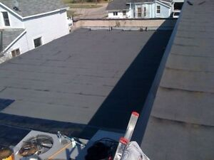 We are offering shingle, flat, and metal roof repair and install London Ontario image 4